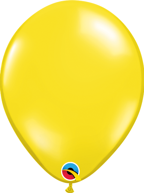 11'' Latex Citrine Yellow