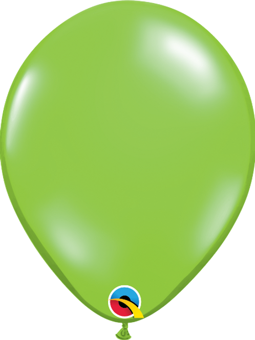 11'' Latex Jewel Lime