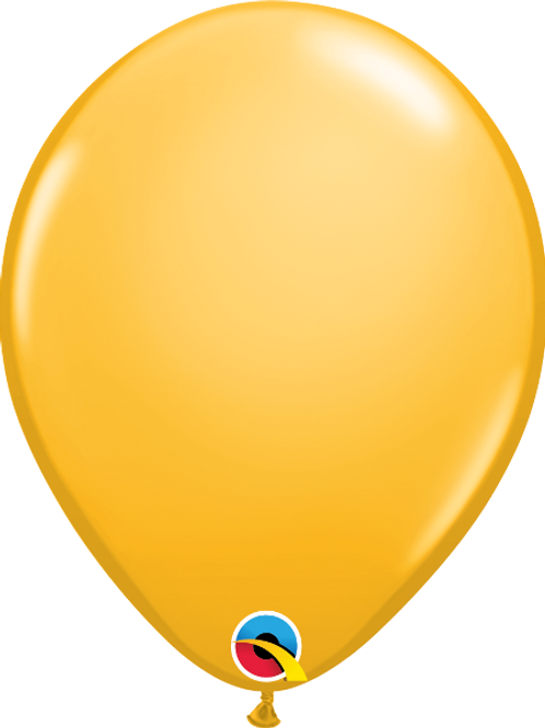 11'' Latex Goldenrod
