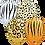 Thumbnail: 11'' Latex Zebra