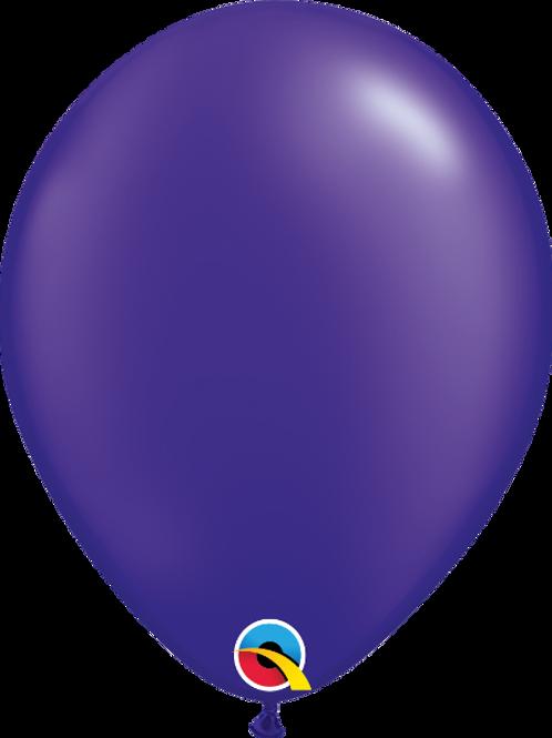 11'' Latex Pearl Quartz Purple