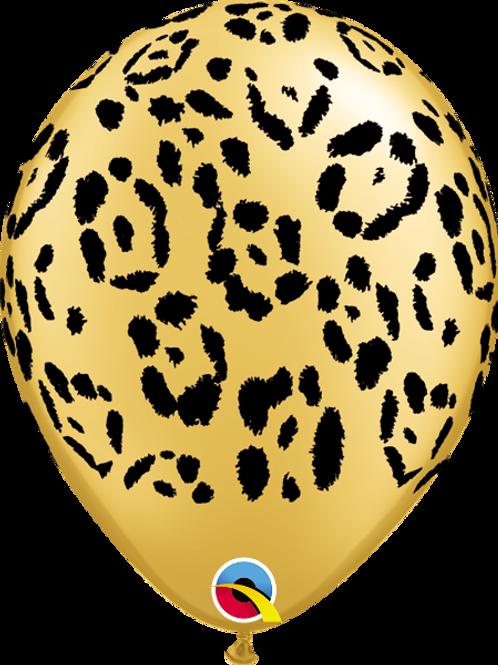 11'' Latex Leopard