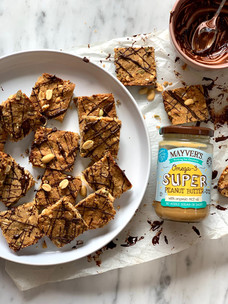 Seedy Peanut Protein Bar
