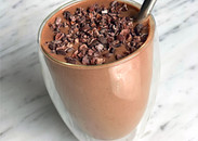 Chocolate Nutter Smoothie