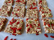 Gooey Goji Bar