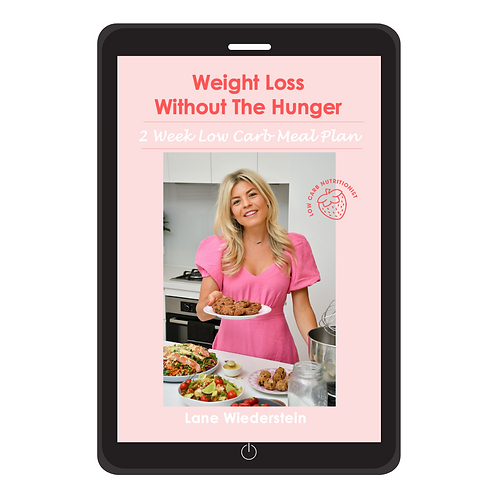 Weight Loss Without The Hunger eBook