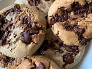 Paleo (Gluten Free) Choc Chip Cookies