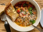 Veggie Immunity Soup