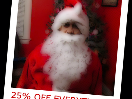 End of Year SALE!