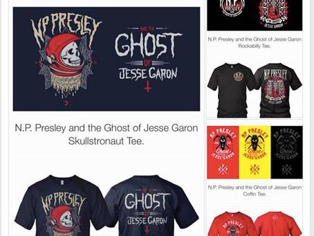 Three New Shirt Designs