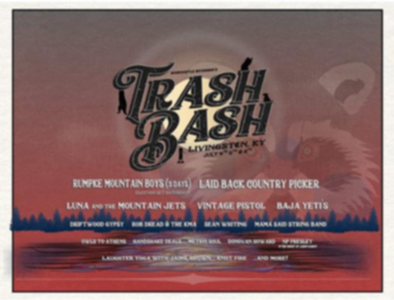 Trash Bash 2019