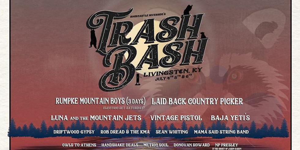 Trash Bash 2019!  7/4-7/6