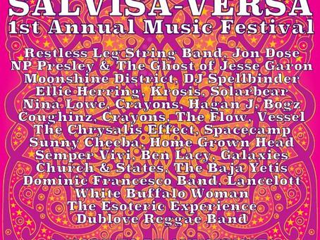Salvisa-Versa Music Festival