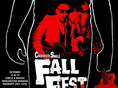 Crooked Smile Fall Fest 2017