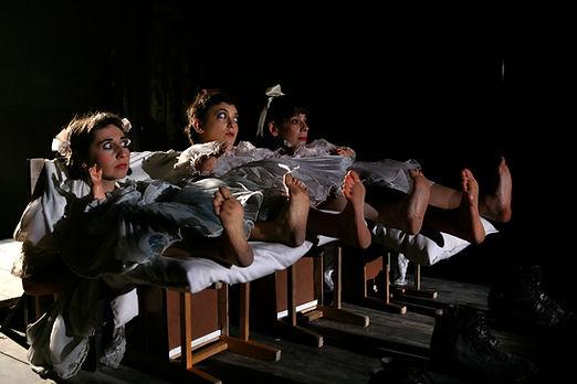 costume set design puppet house by the lake yael rasooly maureen freedman
