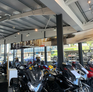BMW Showroom, Baildon