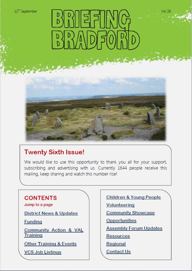Briefing Bradford Issue 26