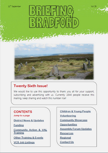 Briefing Bradford Issue 26