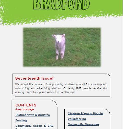Take a look at Issue 17 of Briefing Bradford