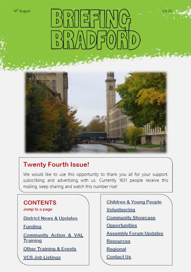 Briefing Bradford Issue 24