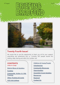 Briefing Bradford Issue 24