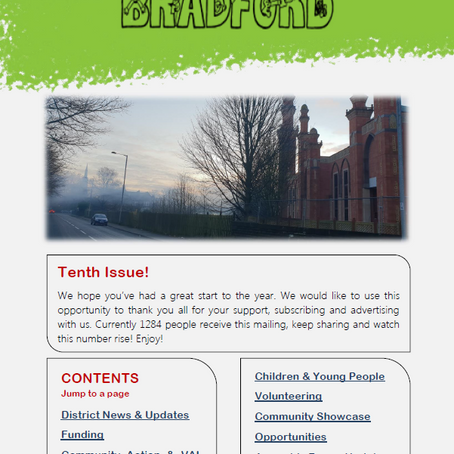 Check out Briefing Bradford Issue 10