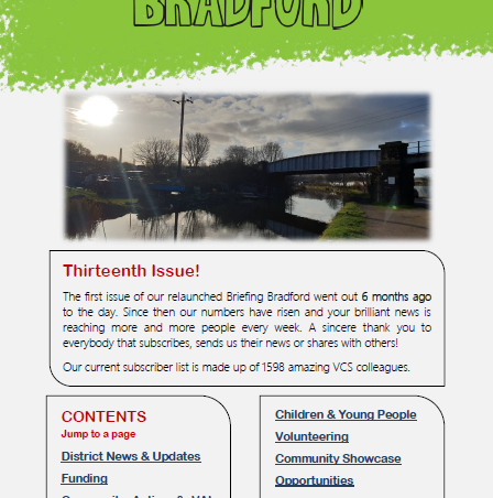 Our latest newsletter is now out!