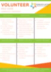 Role guide for minibus passenger assistant