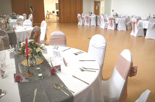 Grey table layout
