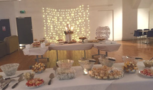 Wedding Buffet Central Hall