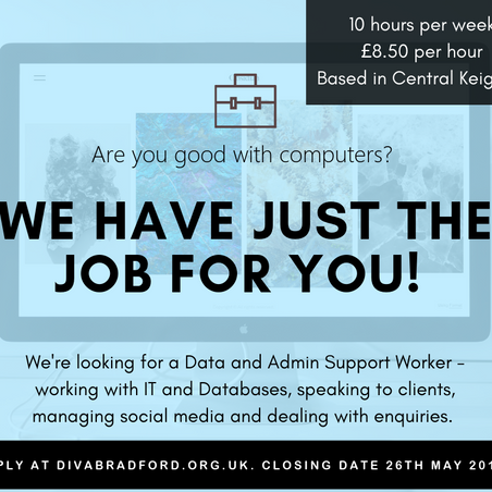 Would you like to work with us?