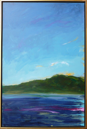 """green point 36"""" x 24"""""""