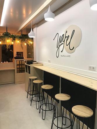 Yafel restaurant