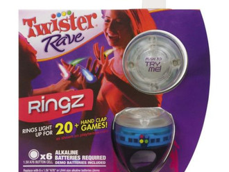 Twister Rave Ringz - Speech and Language Plus