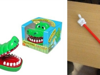 Speech and Language Plus - Crocodile Dentist Rocks!
