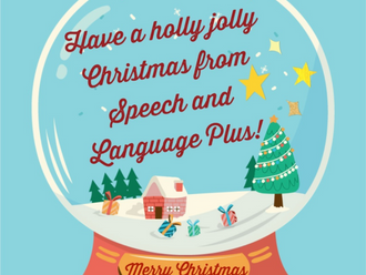 Merry Christmas from Speech and Language Plus