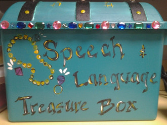 Speech and Language Plus - Treasure Box!