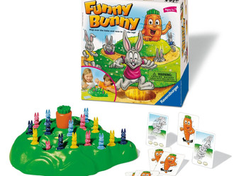 Funny Bunny Game - Speech and Language Plus