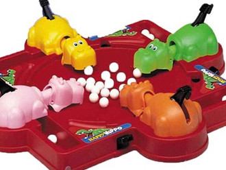 Speech and Language Plus - Hungry Hungry Hippos