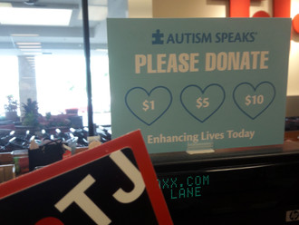 Supporting Autism!