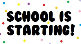 School is Starting - Speech and Language Plus