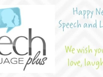 Happy New Year from Speech and Language Plus