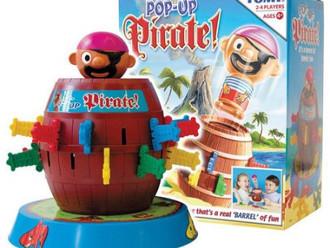Pop Up Pirate - Speech and Language Plus