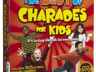 Speech and Language Plus - The Best of Charades for Kids
