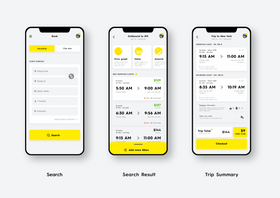 Spirit Airlines Redesign | jung