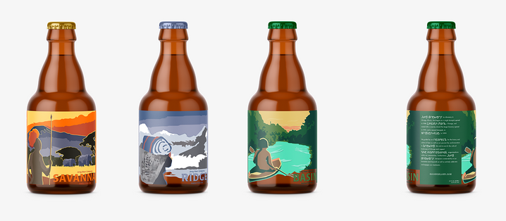 Beer Bottle Design