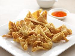 Crispy Fried Dumplings