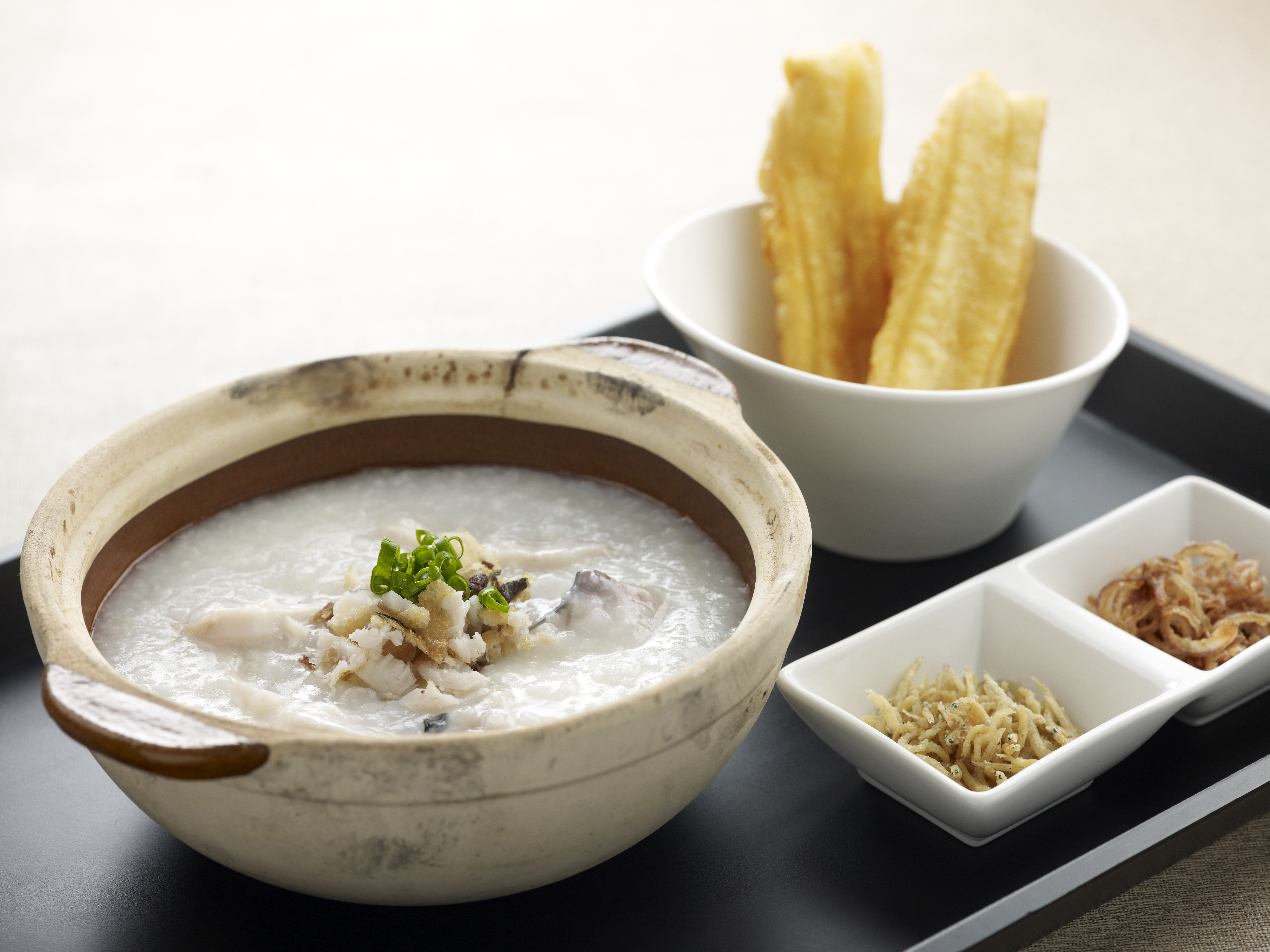 Dual Grain Fish Porridge Set