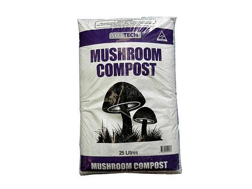 SOILTECH MUSHROOM COMPOST 25L