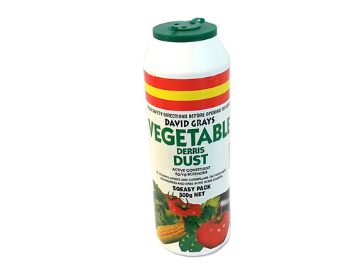 DAVID GRAYS VEGETABLE DERRIS DUST